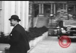 Image of Don Fernando De Los Rios Washington DC USA, 1939, second 9 stock footage video 65675068190