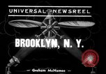 Image of Grumman amphibious aircraft Brooklyn New York City USA, 1939, second 4 stock footage video 65675068191