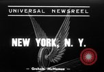 Image of New York City subway train New York City USA, 1939, second 1 stock footage video 65675068192