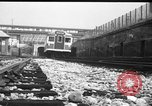 Image of New York City subway train New York City USA, 1939, second 6 stock footage video 65675068192