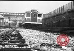 Image of New York City subway train New York City USA, 1939, second 7 stock footage video 65675068192