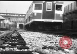 Image of New York City subway train New York City USA, 1939, second 8 stock footage video 65675068192
