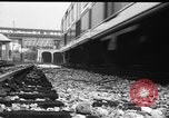 Image of New York City subway train New York City USA, 1939, second 9 stock footage video 65675068192