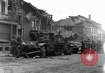 Image of Bombing of Bastogne Belgium, 1944, second 5 stock footage video 65675068194