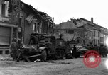 Image of Bombing of Bastogne Belgium, 1944, second 6 stock footage video 65675068194