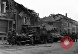 Image of Bombing of Bastogne Belgium, 1944, second 7 stock footage video 65675068194