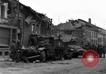 Image of Bombing of Bastogne Belgium, 1944, second 8 stock footage video 65675068194