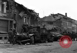 Image of Bombing of Bastogne Belgium, 1944, second 9 stock footage video 65675068194