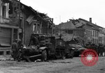 Image of Bombing of Bastogne Belgium, 1944, second 10 stock footage video 65675068194