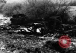 Image of Wrecked equipment Havrenne Belgium, 1944, second 7 stock footage video 65675068195