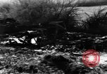 Image of Wrecked equipment Havrenne Belgium, 1944, second 8 stock footage video 65675068195