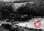 Image of Wrecked equipment Havrenne Belgium, 1944, second 9 stock footage video 65675068195