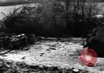 Image of Wrecked equipment Havrenne Belgium, 1944, second 10 stock footage video 65675068195