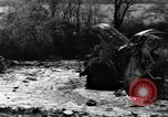 Image of Wrecked equipment Havrenne Belgium, 1944, second 11 stock footage video 65675068195