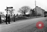 Image of Military Police Haversin Belgium, 1944, second 7 stock footage video 65675068196