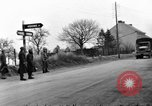 Image of Military Police Haversin Belgium, 1944, second 8 stock footage video 65675068196