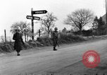 Image of Military Police Haversin Belgium, 1944, second 9 stock footage video 65675068196