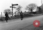 Image of Military Police Haversin Belgium, 1944, second 10 stock footage video 65675068196
