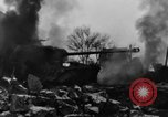 Image of German tanks Hotton Belgium, 1944, second 9 stock footage video 65675068197