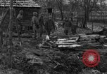 Image of 509th Parachute Infantry Battalion Hotton Belgium, 1944, second 7 stock footage video 65675068198