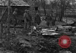 Image of 509th Parachute Infantry Battalion Hotton Belgium, 1944, second 8 stock footage video 65675068198