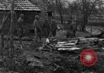 Image of 509th Parachute Infantry Battalion Hotton Belgium, 1944, second 10 stock footage video 65675068198