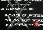 Image of Sea Traffic Cops Little Diamond Island Maine USA, 1932, second 7 stock footage video 65675068202