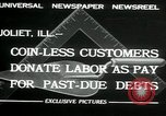 Image of new store built Joliet Illinois USA, 1932, second 2 stock footage video 65675068207