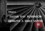 Image of Boxing match Belgium, 1963, second 3 stock footage video 65675068211