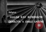 Image of Boxing match Belgium, 1963, second 4 stock footage video 65675068211