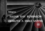 Image of Boxing match Belgium, 1963, second 5 stock footage video 65675068211