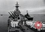 Image of Japanese surrender World War 2 Tokyo Bay Japan, 1945, second 12 stock footage video 65675068222