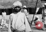 Image of tightrope walking India, 1938, second 7 stock footage video 65675068236