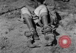 Image of tightrope walking India, 1938, second 5 stock footage video 65675068237
