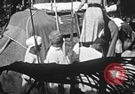 Image of elephant ride India, 1938, second 4 stock footage video 65675068242