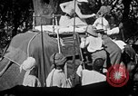 Image of elephant ride India, 1938, second 8 stock footage video 65675068242