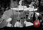 Image of elephant ride India, 1938, second 9 stock footage video 65675068242