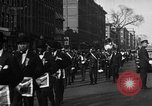 Image of Harlem African American mens lodge parade Harlem New York City USA, 1930, second 5 stock footage video 65675068245