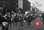 Image of Harlem African American mens lodge parade Harlem New York City USA, 1930, second 8 stock footage video 65675068245