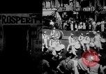 Image of Harlem residents in late 1930s Harlem New York City USA, 1938, second 1 stock footage video 65675068254