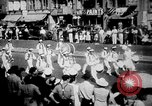 Image of Harlem residents in late 1930s Harlem New York City USA, 1938, second 2 stock footage video 65675068254