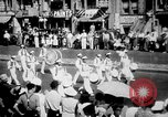 Image of Harlem residents in late 1930s Harlem New York City USA, 1938, second 3 stock footage video 65675068254