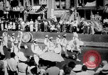 Image of Harlem residents in late 1930s Harlem New York City USA, 1938, second 4 stock footage video 65675068254