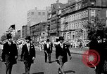 Image of Harlem residents in late 1930s Harlem New York City USA, 1938, second 8 stock footage video 65675068254