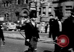 Image of Harlem residents in late 1930s Harlem New York City USA, 1938, second 11 stock footage video 65675068254