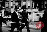Image of Harlem residents in late 1930s Harlem New York City USA, 1938, second 12 stock footage video 65675068254