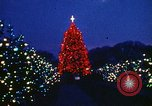 Image of National Christmas Tree Washington DC USA, 1971, second 10 stock footage video 65675068261