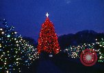 Image of National Christmas Tree Washington DC USA, 1971, second 11 stock footage video 65675068261