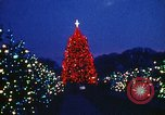 Image of National Christmas Tree Washington DC USA, 1971, second 12 stock footage video 65675068261