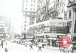 Image of Times Square neon signs and theaters New York United States USA, 1939, second 2 stock footage video 65675068263